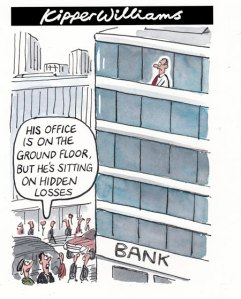 Kipper Williams - Bank losses 30-11-12
